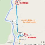 【2015年春、バンビエンの夜遊び現地調査と夜遊び地図】