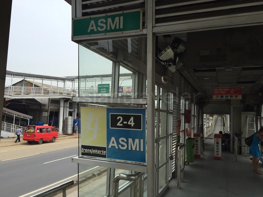 Transjakarta ASMI