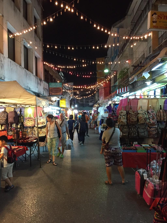 Chiang Rai Bazaar