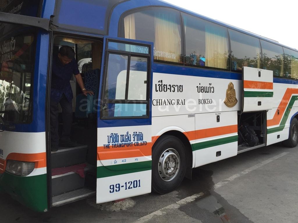 Chiang Rai Bokeo Bus