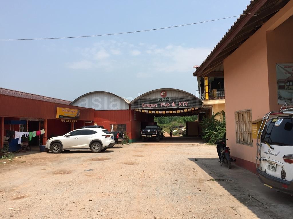Luangnamtha Bus Terminal