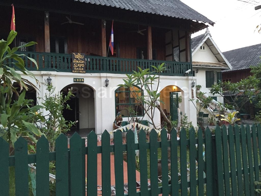 Luang Phabang Sayo Naga
