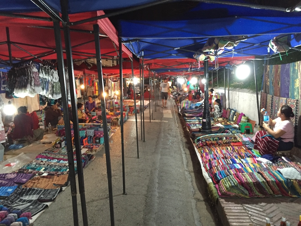 Luang Phabang Night Market