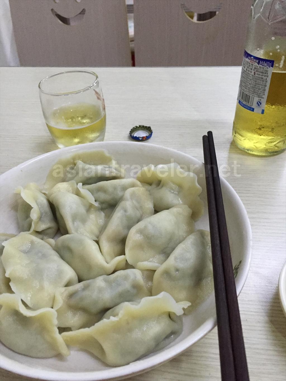 中国河口餃子