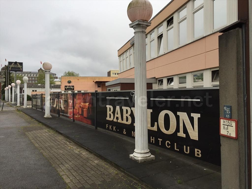 ハンブルクのFKK「BABYLON」