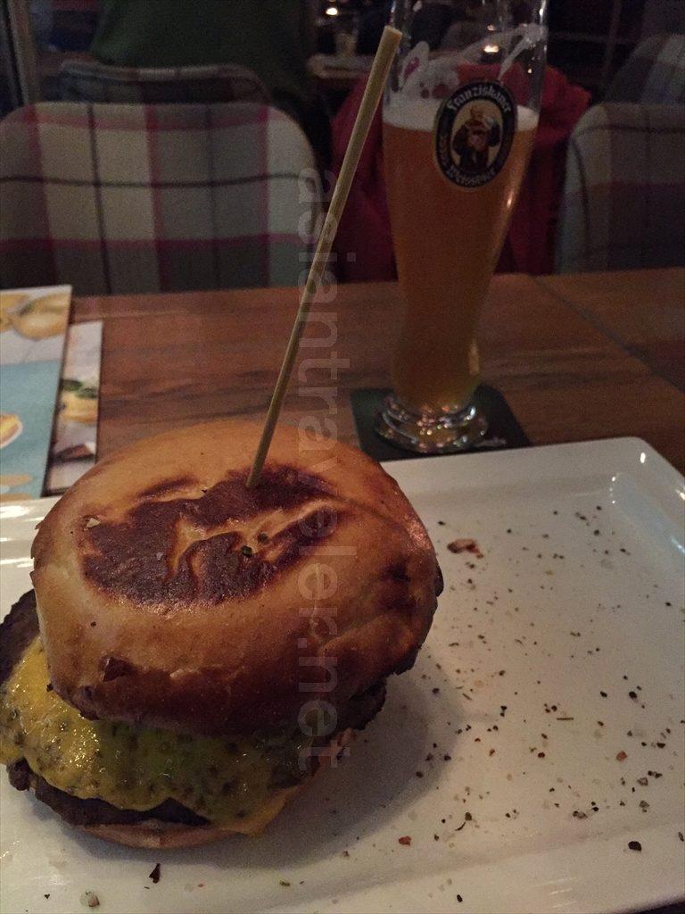 ハンブルクのレストラン
