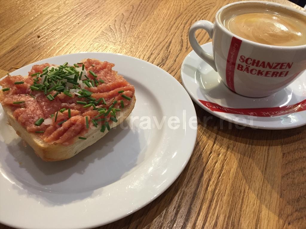 ドイツのベーカリー&カフェ「SCHANZEN BACKEREI」