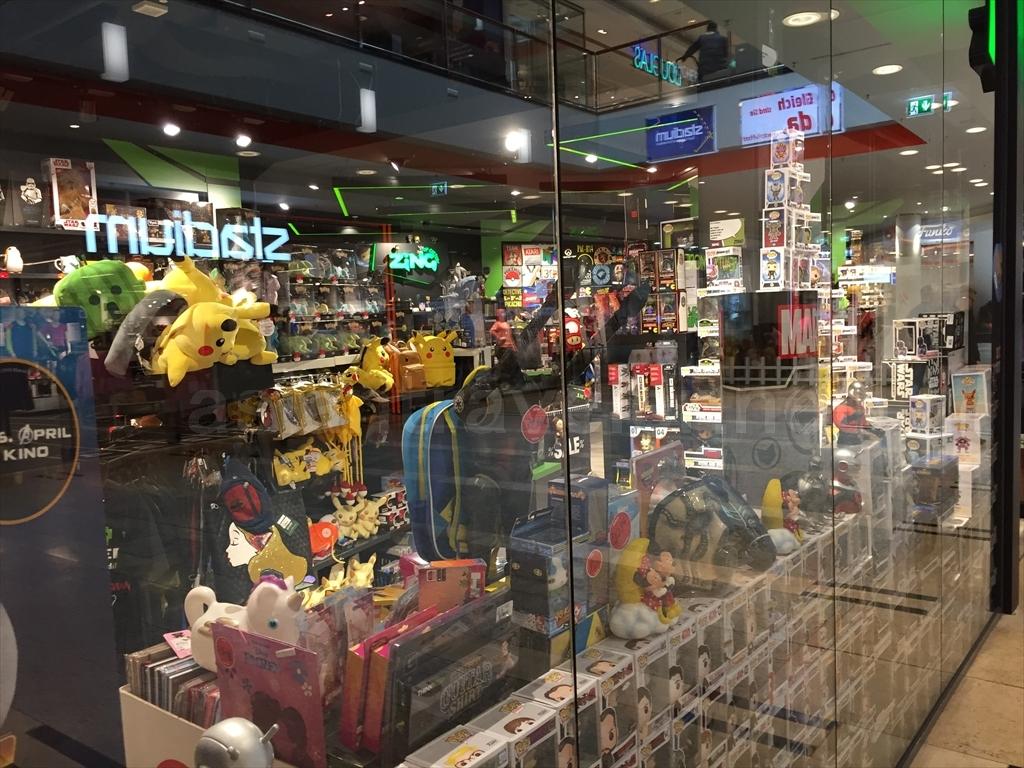 ハンブルクのショッピングモール「PHOENIX CENTER」